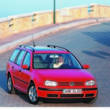 Volkswagen Golf 1.6 Variant Automatic