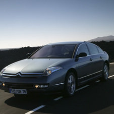 Citroën C6 2.2HDi Business Aut