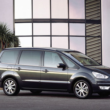 Ford Galaxy 2.0TDCi Durashift A6 Titanium