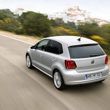 Volkswagen Polo 1.6l TDI Highline 75cv