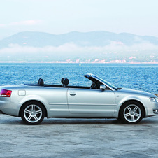 Audi A4 Cabriolet 1.8 T
