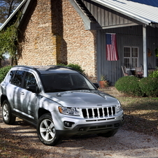 Jeep Compass 2.4 Latitude 4x2