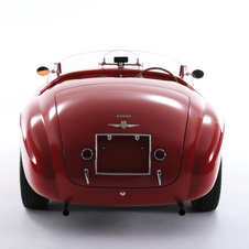 Ferrari 166 MM Touring Barchetta