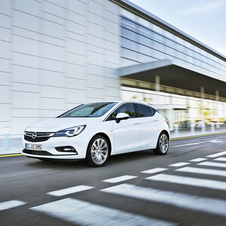 Opel Astra 1.0 Turbo Edition