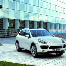 The Porsche Cayenne is the bestselling Porsche model with roughly 50% of the brand's sales