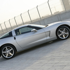 Chevrolet Corvette Coupe LT1