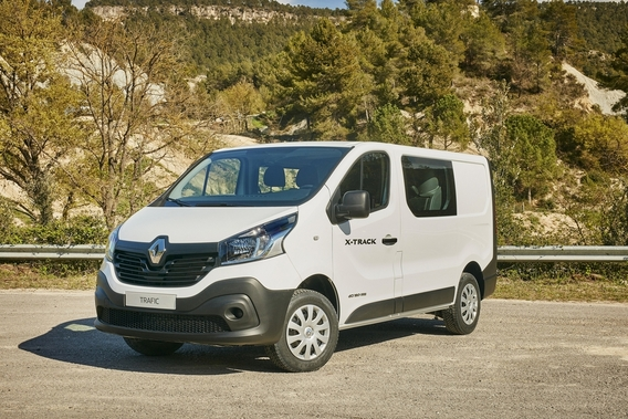 Renault Trafic 9L L1H1 1,0T 1.6 dCi S&S