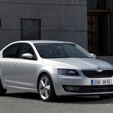 The four-door coupe will be based on the Octavia