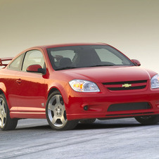 Chevrolet Cobalt SS Turbocharged