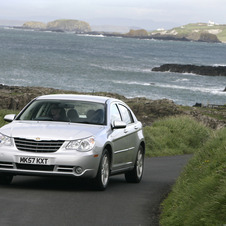 Chrysler Sebring (sedan) Touring