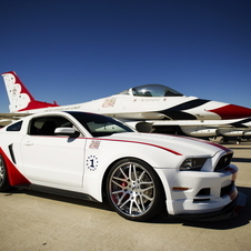 Ford U.S. Air Force Thunderbirds Edition