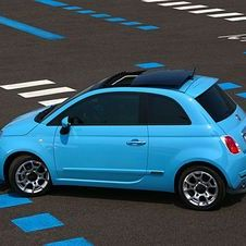 Fiat 500 1.3 Multijet 16v 95hp Lounge S&S