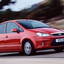 Ford C-MAX 2.0TDCi PowerShift Titanium