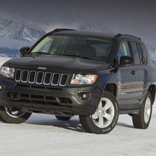 Jeep Compass Latitude 4x4