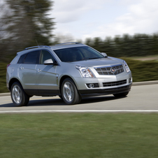 Cadillac SRX AWD Premium Collection