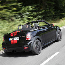 MINI (BMW) John Cooper Works Roadster