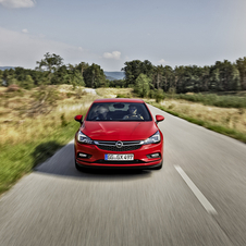 Opel Astra 1.4 Turbo Innovation