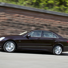 BAIC also builds the E-Class in China