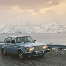 Volvo 264 GL Automatic