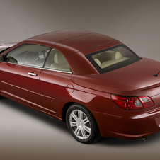 Chrysler Sebring (convertible) Touring