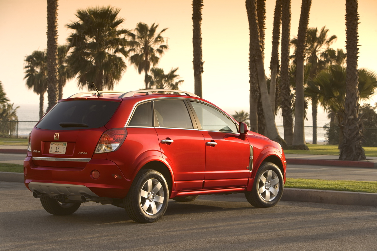 Saturn Vue AWD V6 XR
