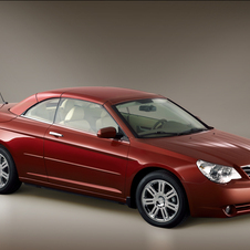 Chrysler Sebring (convertible) LX
