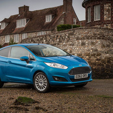 Ford Fiesta 1.0 T EcoBoost S/S Sport