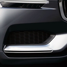 Glimpses of the Volvo Concept are barely visible in the video