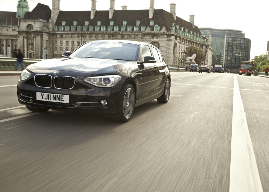 BMW 116d Urban AT