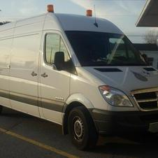 Dodge Sprinter 2500 170-in. WB