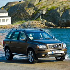 Volvo XC90 D5 Kinetic AWD Geartronic