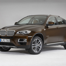 The second generation X6 will go on sale in the second half of the year