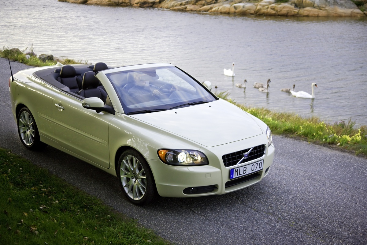 Volvo C70 D3 Kinetic Geartronic