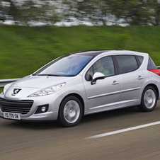 Peugeot 207 SW Access 1.6 HDi