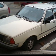 Renault 18 TS Break 5-Speed