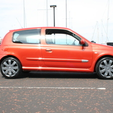 Renault Clio II Sport Phase 2