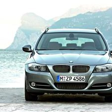 BMW 320d Touring BluePerformance Edition Sport