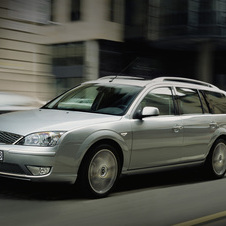 Ford Mondeo Estate 2.5 Turbo