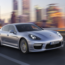 Porsche is also introducing long wheelbase Executive versions