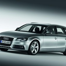 Audi A4 Avant 2.0 TDI Attraction quattro