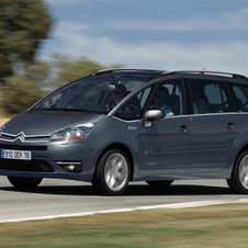 Citroën Grand C4 Picasso HDi Automatic