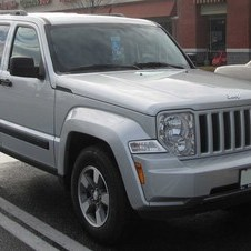 Jeep Liberty Limited 4X4