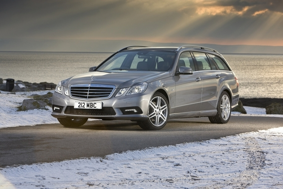 Mercedes-Benz E 350 BlueEfficiency T-Modell Elegance 7G-Tronic