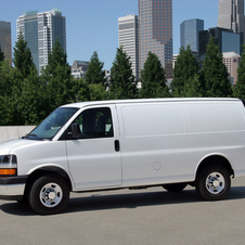 Chevrolet Express 3500 LS Regular Wheelbase Diesel