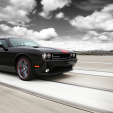 Dodge Challenger Rallye Redline Adds Sporty Looks to V6 Engine
