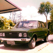 Fiat 132 1600 Special
