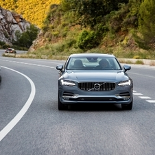 Volvo S90 D5 AWD Inscription Geartronic
