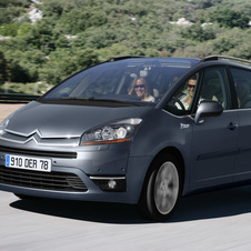 Citroën Grand C4 Picasso 1.6HDi Exclusive