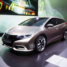 The production version is expected at the Frankfurt Motor Show