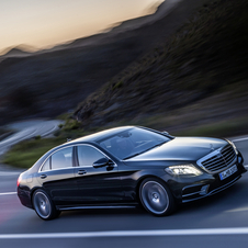 Mercedes plans to have six variants of the new S-Class